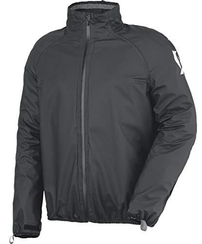 SCOTT Sports Ergonomic Pro Dp Mens Waterproof Jacket Medium Black