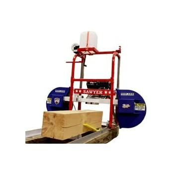 Hud-Son Sawyer Portable Sawmill Bandmill Chainsaw Mill Made in the USA!