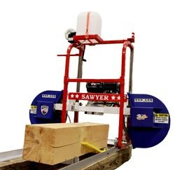 Hud-Son Sawyer Portable Sawmill Bandmill Chainsaw Mill Made in the