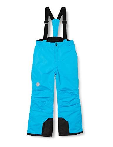 Color Kids Jungen Ski Pants solid Schneehose, Hawaiian Surf, 116