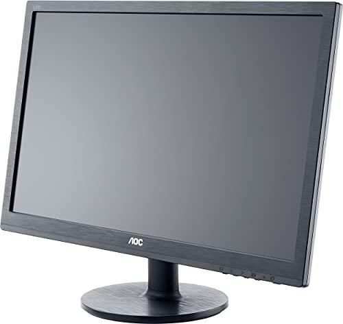 AOC E2460SH 60,96 cm (24 Zoll) Monitor (VGA, DVI, HDMI, 1ms Reaktionszeit, 60 Hz, 1920 x 1080 Pixel) schwarz - 9