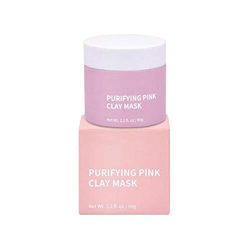 Bosixty Clay Mask Rose Wash Face Mud Black Point Clean Anti-Ageing Cleanse Repair Skin Cream Skin