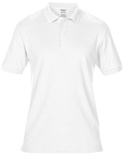 Gildan – T-Shirt Sport – pour Homme - Blanc - S