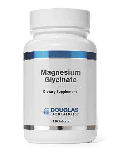 Douglas Laboratories - Magnesium Glycinate - Supports Normal Heart Function and Bone Formation - 120 Tablets