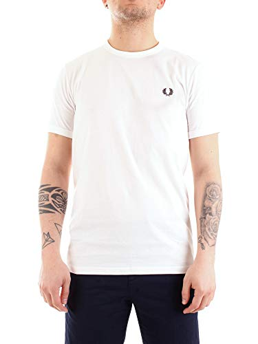 Fred Perry T-Shirt Ringer S