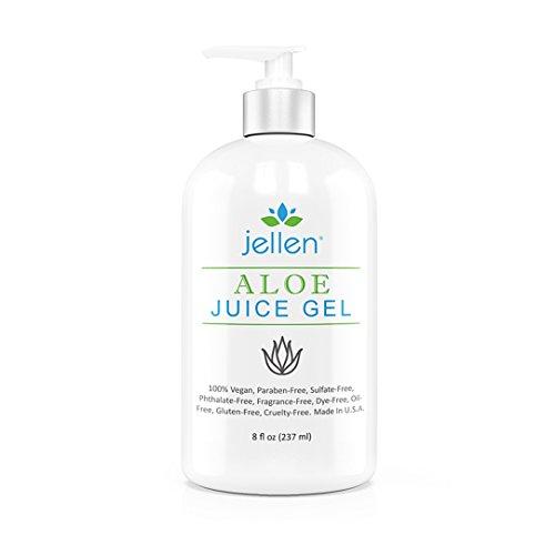 Jellen Organic Aloe Vera Conductive Facial Gel (8 fl. oz.)