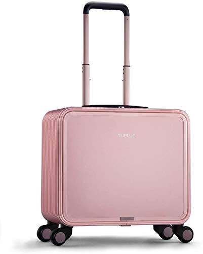 TUPLUS Trolley Suitcase Trolley Suitcase Hard Case Aluminium 4 Wheels 360 Degrees Volume 33L to 85L Height 48 cm to 75 cm