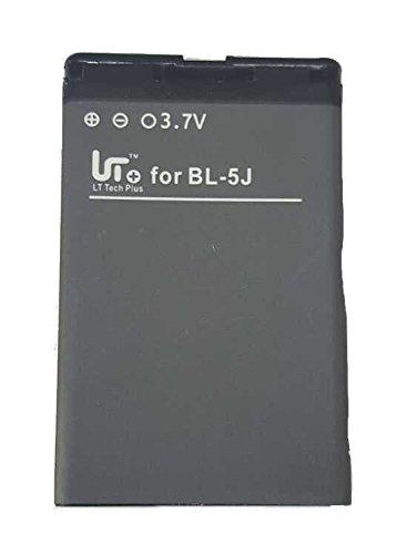 Todobarato24h Bateria BL-5J Compatible Nokia ASHA 200 ASHA 201 ASHA 302 C3 C3-00 Lumia 520 N900 X1 X1-00 X1-01 X6 X6 8GB 16GB 32GB 1320 mAh