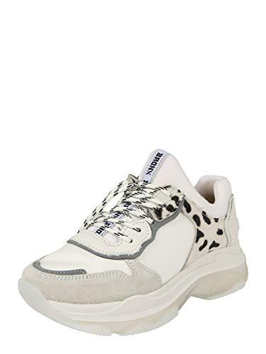 Bronx Damen Sneaker Low weiß 37