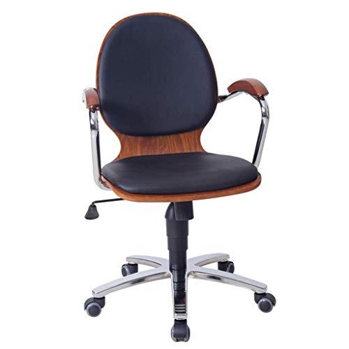 qazxsw Staff Office Chair Konferenzstuhl Bow Armchair Study Desk Chair Student Schlafsaal Handlauf Game Chair