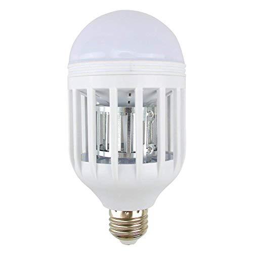 Lampadina Led Multifunzione Anti-Zanzare 60w Luce Bianco Freddo 600 Lumens Attacco E27