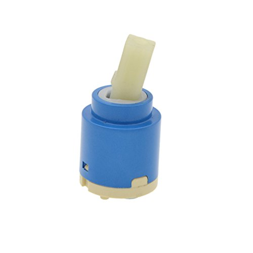 Freiday 25mm Wasserhahn Keramik Kartusche Ventil Reparatur Ersatz Ersatzteile für Dusche Bad Waschbecken Küche