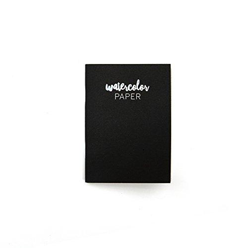 Prima Marketing PTJ Watercolor Paper Notebook - Passport Size