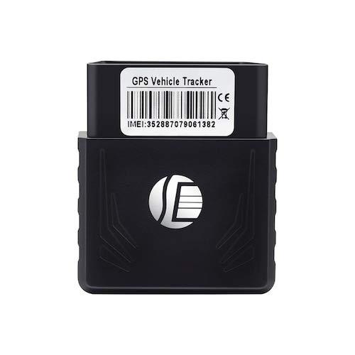 HaiMa OBD GPS Localizador Tracker Alarma de coche Micro Posición Dispositivo de Seguimiento - China Negra