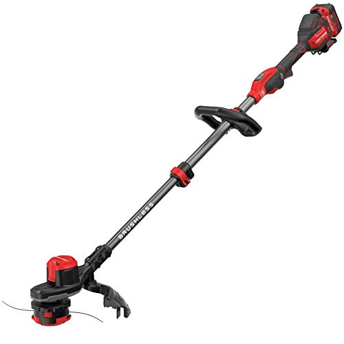 New CRAFTSMAN V20 20-Volt Max 13-in Straight Cordless String Trimmer (Battery Included)