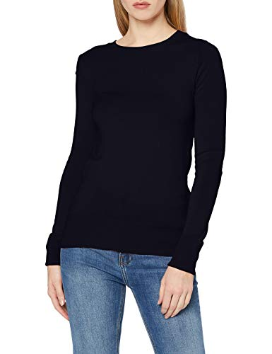Only Onlvenice L/s O-Neck Pullover Knt Suéter, Cielo Nocturno, S para Mujer
