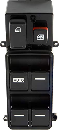 APDTY 133643 Master Power Window Switch Fits Left 2003-2007 Honda Accord LX 4-Dr