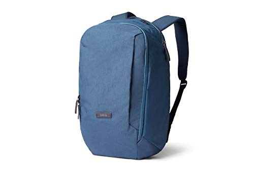 Bellroy Transit Workpack (23 liters, laptops up to 16', tech Accessories, Gym Gear, Shoes, Water Bottle, Daily Essentials) - Marine Blue