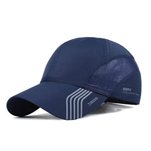 UKKO Gorras de Hombre Sombrero Transpirable De Verano...