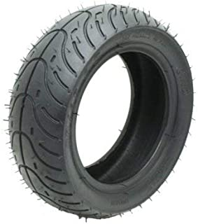 90/65-6.5 Tubeless Tire With Tread