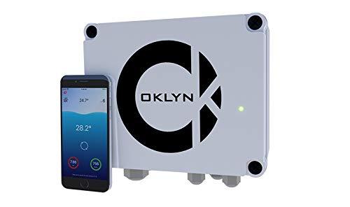 Oklyn Filtration - Optimise la Filtration - Coffret Hors-Gel - Compatible Amazon Alexa & Google Home