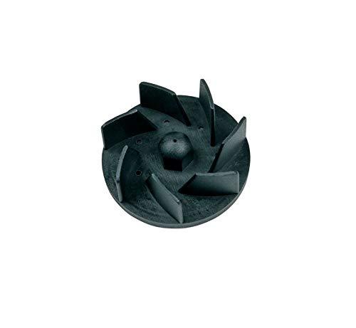 Pomploopwiel met rechtse schroefdraad voor circulatiepomp vaatwasser Bosch 00065550