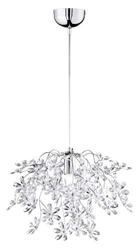 lampadario a sospensione fiori Reality R10011017 Flower Sospensione