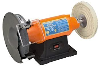 Central Machinery 8  Bench Grinder/Buffer