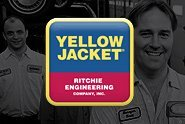 Yellow Jacket 95122 Eccentric and bearing assembly for R 60/R 60a/ R 70a (667211)