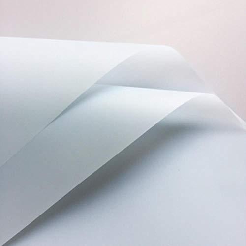 Miner Plastic waterdicht inpakpapier DIY bloemboeket Decor bloemist benodigdheden Cadeaupapier Papier Scrapbooking, lichtblauw