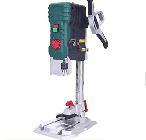 Lowest Prices! GHGJU Desktop Drilling Machine,Industrial-Grade Small 220V Electric Drilling Machine,...