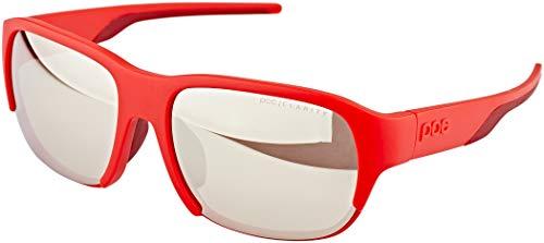 POC Define prismane 2020 - Gafas de sol para bicicleta, color rojo