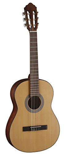 Cort AC70 Guitare Classique Pores Ouverts Avec Housse