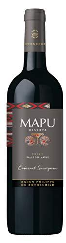 MAPU - Reserva Cabernet Sauvignon, Chile, NV trocken (1 x 0.75 l)