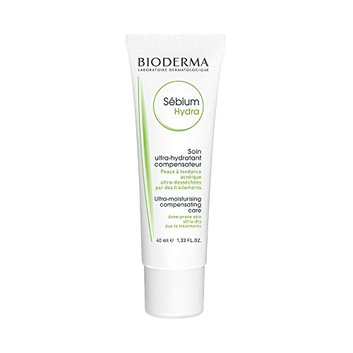 Bioderma Sebium Hydra Crã¨Me Hydratante Peaux Grasses 40 ml