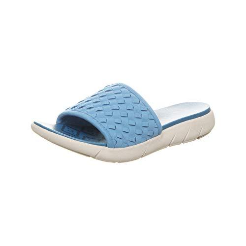 Bearpaw Damen Delphine Pantoletten, Blau (Ceramic Blue 387), 39 EU