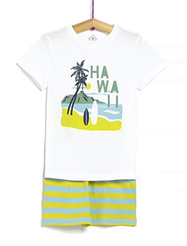 TEX - Pijama 2 Piezas Estampado para Niño