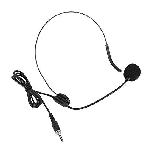 Fockety Mikrofon, Kopfmikrofon, UHF-Mikrofon für Live-Performances