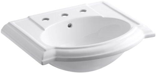 Kohler - 302525 Devonshire Bathroom Sink Basin with 8