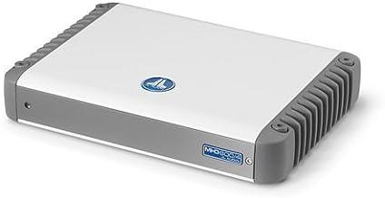 JL Audio MHD600/4 600W RMS 4-Channel Marine HD-Series Amplifier