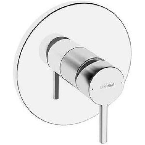Hansa 82619077 Fertigmontageset / Einhand-Brause-Batterie HANSAVANTIS | Warm-Kalt Kennzeichnung, schrom