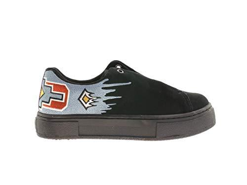 Eytys Doja Mahlangu Damen Schuhe Sneaker, Größe:43, Farbe:Schwarz
