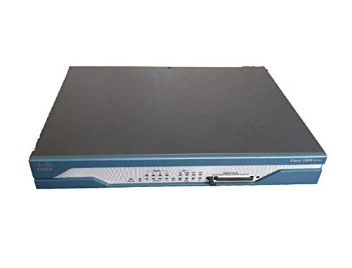 Cisco Integrated Services - Router (ADSL, 0.1 Gbit/s, 50 usuario(s), Con cables,...