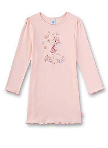 Sanetta Mädchen Sleepshirt Nachthemd, Rosa (rosa 3990), (Herstellergröße:128)