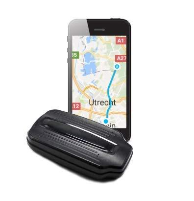GPS Tracker Finder Globaltrace G950 mit 90 tägiger Akkulaufzeit und stärke Magnet für Auto/Motor/Boot
