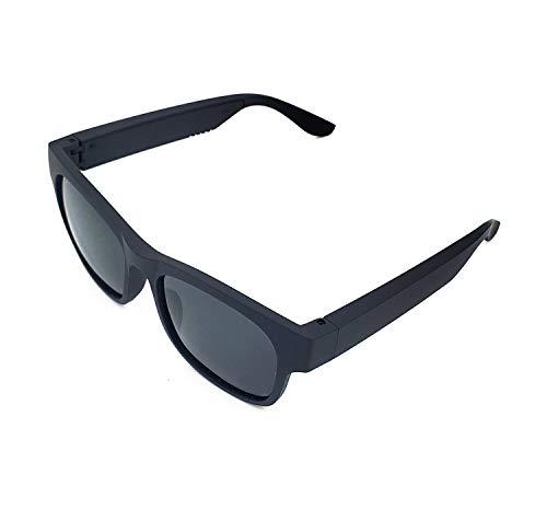 AOHOGOD Smart Audio Bluetooth Sunglasses Outdoor UV400 Polarized Wireless Music Headset Speaker...