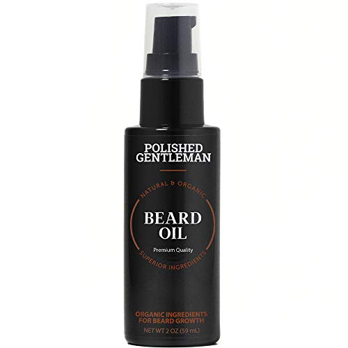Polished Gentleman Beard Oil
