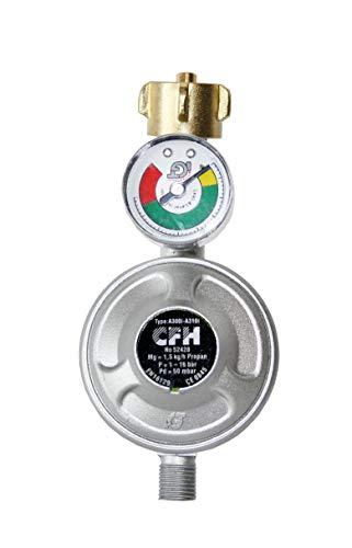 CFH Druckregler mit Füllstandsanzeige DRF 428, 52428