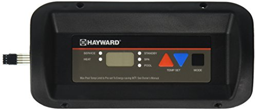 Hayward FDXLBKP1930 Bezel and Keypad Assembly Replacement Kit for Hayward Universal H-Series Low Nox Pool Heater