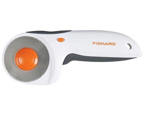 Fiskars 197940-1002 Ergo Control Rotary Cutter, 60mm